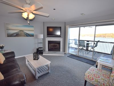 Photo for *AMAZING VIEW! BEAUTIFUL! MAIN CHANNEL* NEW 2 KING BEDs/2BA*SLEEPS 6*
