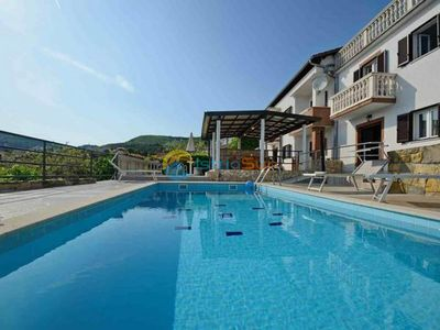 Photo for Villa 1260/12023 (Istria - Rabac), Family holiday, 300m from the beach