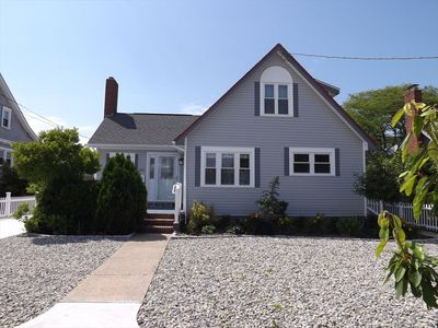 Photo for Enjoy a classic seashore vacation in this perfectly situated, rustic 4 BR, expanded cottage