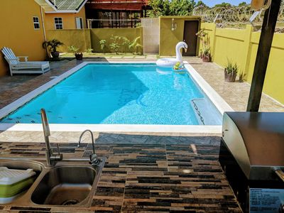 Photo for Zade's Vacation Home with Spa pool and BBQ, Ocho Rios (catering available)