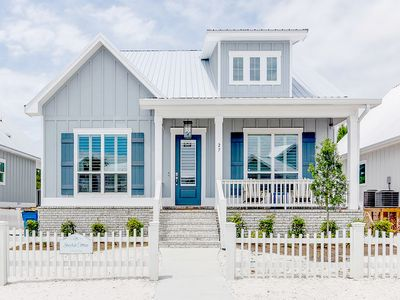 Photo for Parks Edge Starfish Cottage - Brand New Beach Home!