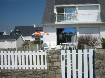 Photo for House located in the wild cost, with view of the sea with a garden