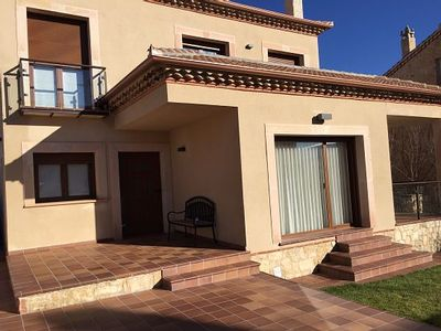Photo for Rural house (full rental) El Amanecer de la Sierra for 8 people