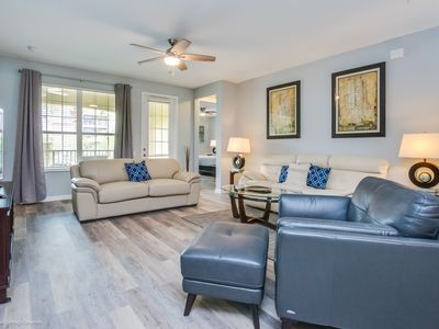 Photo for Newly decorated 3BR condo offers a luxurious atmosphere!