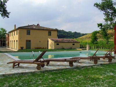 Photo for 4BR Villa Vacation Rental in Peccioli, PI