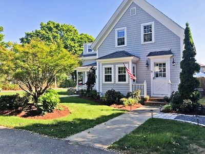 Photo for LOCATION, LOCATION, LOCATION! Downtown Falmouth!  Mooring Available!