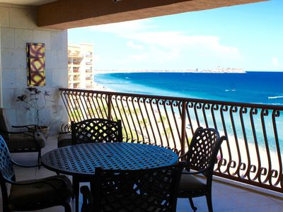 Photo for Sonoran Sun 804 A Place In The Sun 2 BR Oceanfront Condo