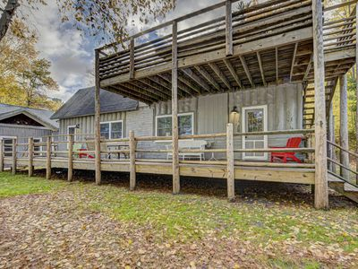Photo for HISTORICAL RESORT ON CATFISH LAKE SHORELINE OFFERS 7 BEDROOMS/3 BATHROOMS!!!