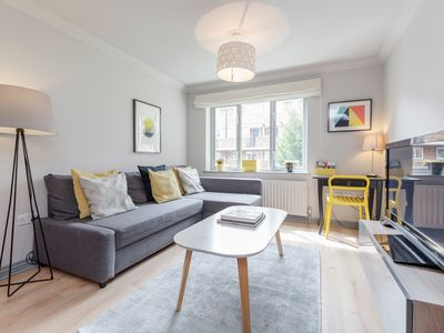 Photo for Heart of Hoxton - 2bed flat in Shoreditch - by BaseToGo
