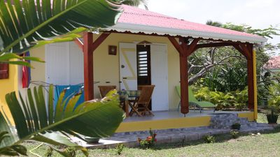 Photo for Lewòz accommodation bungalow