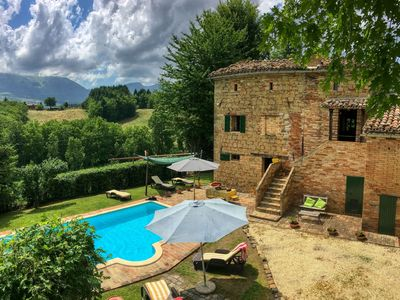 Photo for Villa in le Marche with private swimming pool