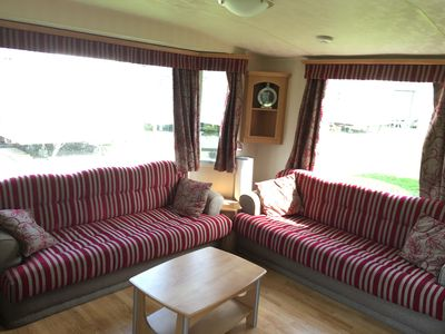 Photo for Static caravan for rent in Kiln Park, Tenby