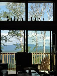 Photo for Luxury 4 Bed Mountainside Lodge with Bold Mountain/Lake Views
