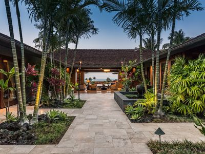 Photo for Large Hualalai Estate Home at Four Seasons Hualalai Resort
