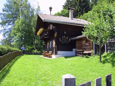 Photo for Mountain View Chalet in Gaimberg near Forest