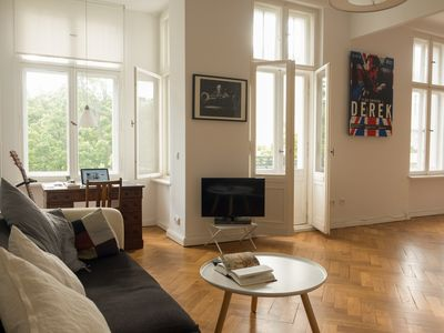 Photo for Light And Spacious Apartment In  Central West Berlin