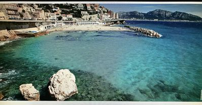 Photo for Marseille, Ideal between Beaches and Calanques