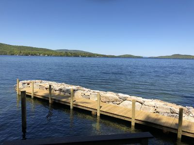 Photo for Views from every room of this Lakeside Winnipesaukee Home