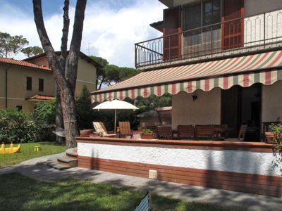 Photo for Vacation home Casa Tonfano (MPS150) in Marina Pietrasanta - 6 persons, 3 bedrooms