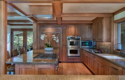 The Perfect Kitchen For a Chef and Sous Chef
