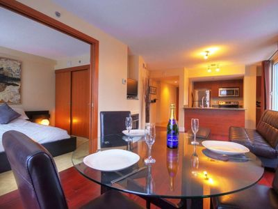 Photo for Exhibition Center- Beautiful 1BR Perfect Location!