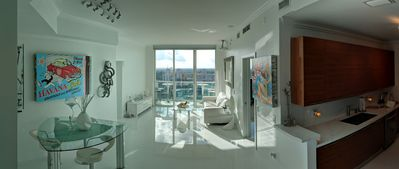 Photo for Las olas PentHouse  Recently updated smart house, modern & clean! Amazing views!