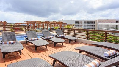 Photo for Great 3 br Penthouse at Aldea thai! w/ private pool
