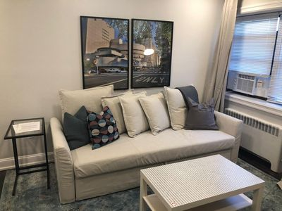 Photo for 1631 5A · Convenient 3bed Apt/20 min to NYC-Parking Avail.