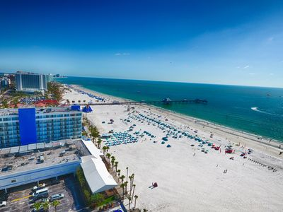Photo for Fabulous Clearwater Beach Condo, Mandalay Beach Club (SPECIAL FALL RATES)