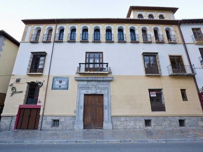 Photo for CERVANTES APARTMENT - CENTER GRANADA - VIEW OF ALHAMBRA - 3 bedrooms