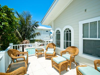 Photo for 3 Bedroom Townhouse - Your private Holmes Beach vacation home