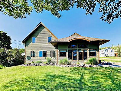 Photo for New Listing! Large Country Home Near Beach & Acadia National Park - Bay Views