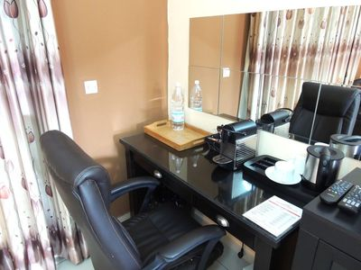 In-Room Business Center