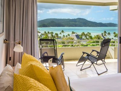 Photo for Poinciana Lodge 111 - Seaview Apartment on Hamilton Island