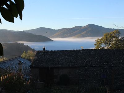 Photo for The House with a tree in the middle in the heart of the Cévennes National Park