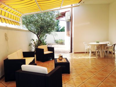 Photo for INDEPENDENT HOUSE WITH LARGE VERANDA / GARDEN