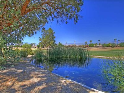 Photo for PY650 - Palm Desert Resorter - Lakeside View!