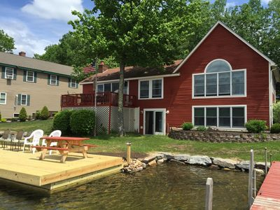 Photo for Beautiful Contemporary Waterfront Property