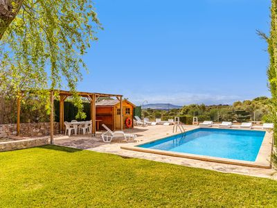 Photo for Natural Country house with Wi-Fi, swimming pool, organic garden and small zoo with poultry; Parking available