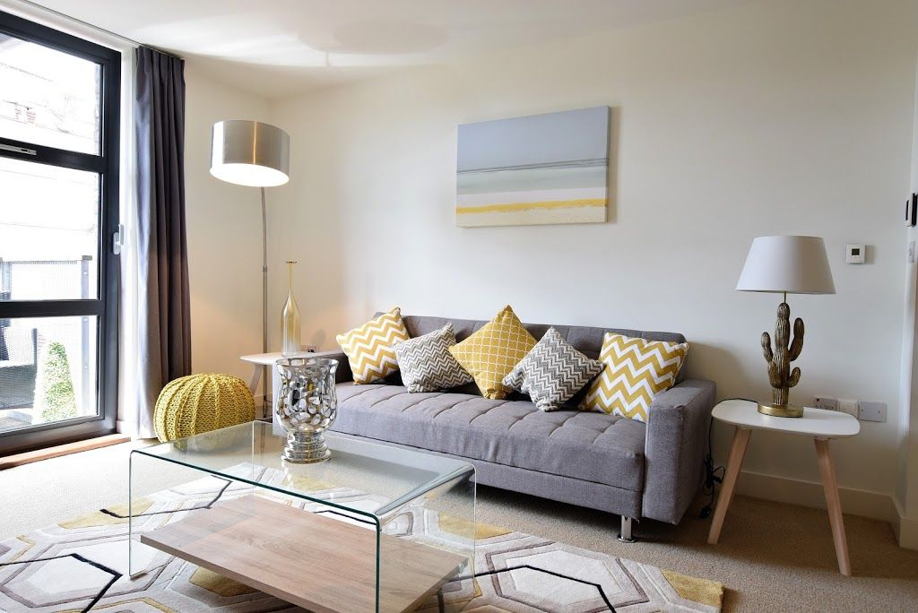 Apartment 516 m from the center of Bristol with Lift, Terrace, Balcony, Washing machine (694099)