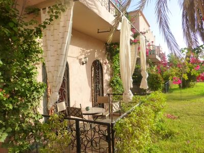 Photo for Homerez last minute deal - Amazing apt in Marrakech and Wifi