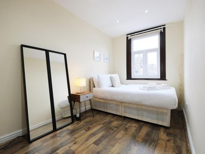 Photo for NEW 2BD Flat in Vibrant City Centre Camden! - Two Bedroom Apartment, Sleeps 5