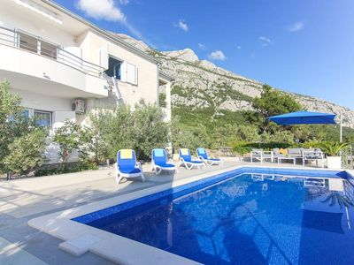 Photo for ctma160 - Villa with pool and beautiful views, sleeps 6 + 2, ideal for families, couples and small groups of people