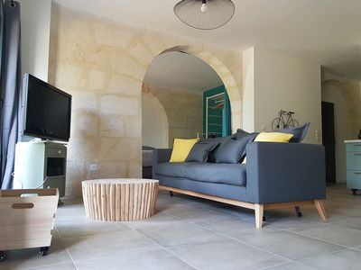 Photo for 2BR Apartment Vacation Rental in Sadirac, Nouvelle-Aquitaine