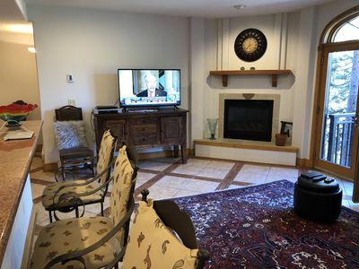Photo for Bear Creek Lodge2 1 Bed 1 Bath  slope side with lots of amenities