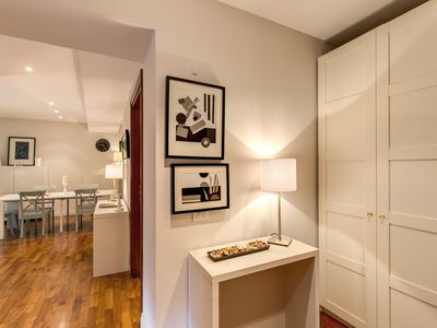 Photo for Vicolo Belsiana apartment in Piazza di Spagna South with WiFi, air conditioning & lift.