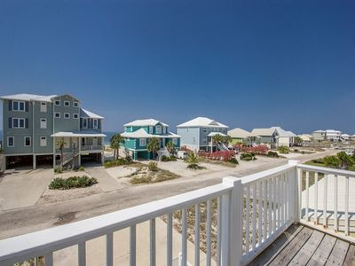 Photo for Awesome beachview location, stunning updated home, POOLS, tennis!