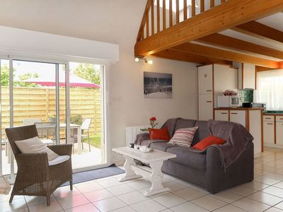 Photo for 1BR Apartment Vacation Rental in Brétouaré, Brittany
