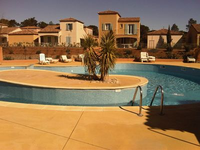 Photo for Holiday apartment close to Beziers, between Montpellier, Narbonne and Carcossone