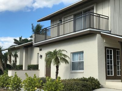 Photo for 10 min Walk To The Beach- 2 Master Suites- Spacious 5 Bdrm Waterfront Pool Home